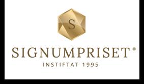 Signumpriset logo